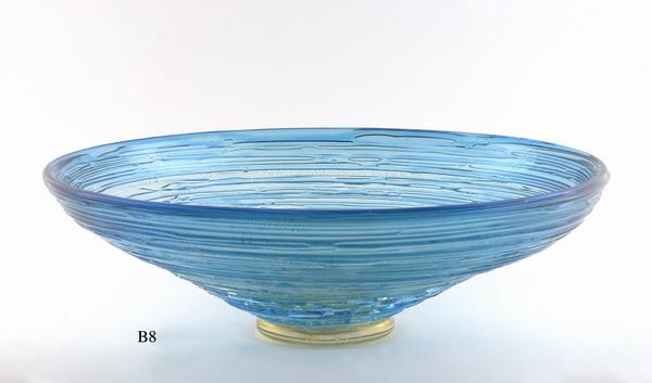 Handicraft Venetian glass vase B8 Murano glass artistic works