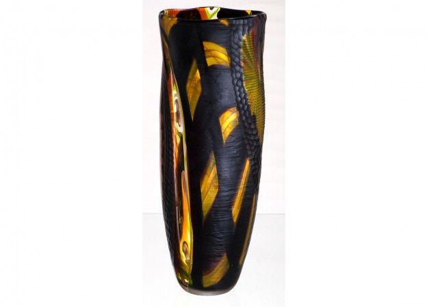 Handicraft Venetian glass vase CR5092 Murano glass artistic works