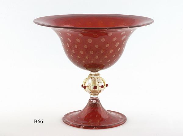 Handmade Venetian glass B67 Murano glass artistic works