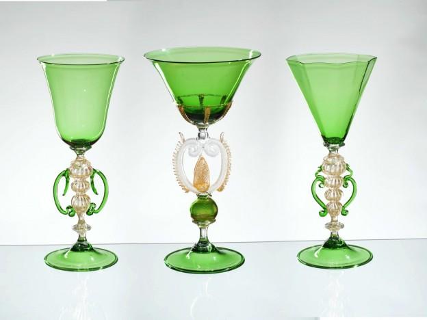 Handmade Venetian glass FU1366 Murano glass artistic works